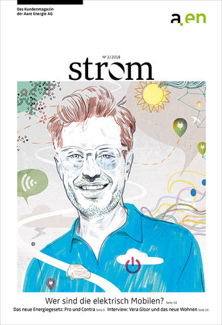 Strom Magazine / Who are the electric mobile ones?